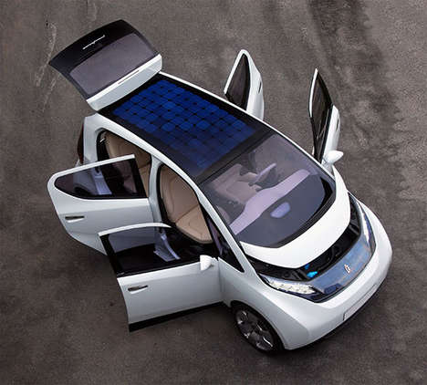 Solar Electric Cars