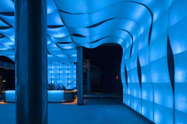LED Latticed Nightclubs