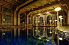 Virtual Castle Tours - Hearst Castle Implements Budget-Friendly Option for Travelers
