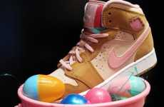 Easter Egg Sneakers - The Air Jordan 1 Hare is An Easter Treat From Nike