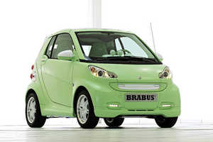 Smart Fortwo ED Brabus Edition is Luscious in Lime Green