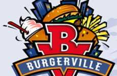 Locavore Fast Food - Pacific Northwest's Burgerville Restaurants Use Local Ingredients