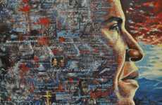 Exhibitions of Obama Art