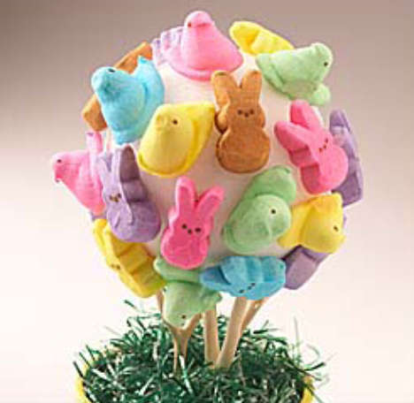 Crazy Easter Candy Creations