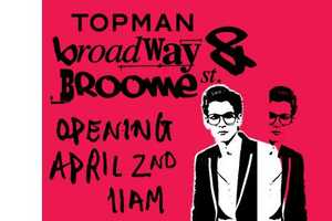 Topman Finally Opens in New York