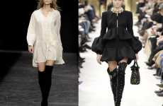 Fall 2009 Shoe Styles - Over-The-Knee Boots Will Be All The Rage Next Season