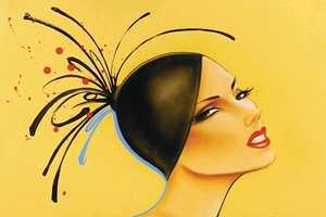 'In the Line of Fashion' Opens at Society of Illustra