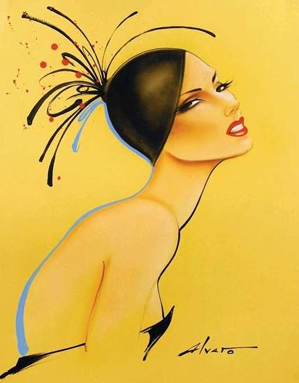 Fashion Illustration Exhibitions