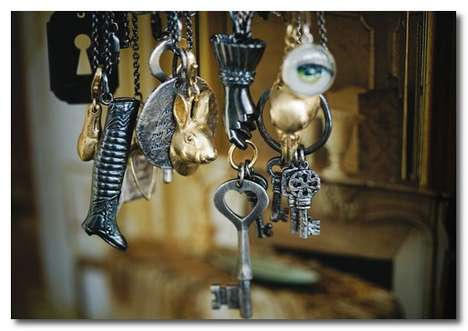 Surreal Steampunk Jewelry