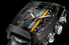 TAG Heuer 'Monaco Twenty Four Concept Chronograph' Honors Le Mans