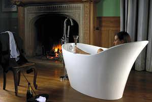 Victoria & Albert 'Ravello' and 'Amalfi' Tubs Ooze Luxury