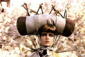 Maria Mastori's Oversized Accessories Are Incredible