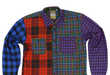 Clashtastic Plaid Shirts