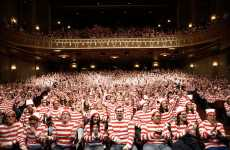 Record-Breaking Cosplay - Rutgers Sets Record for Most 'Where's Waldo?' Characters