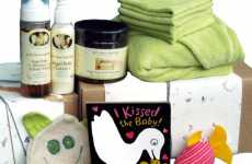 Green Baby Gift Boxes