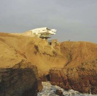 Cliffside Architecture