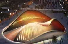 UAE Pavilion Will Shimmer, Morph and Change Color