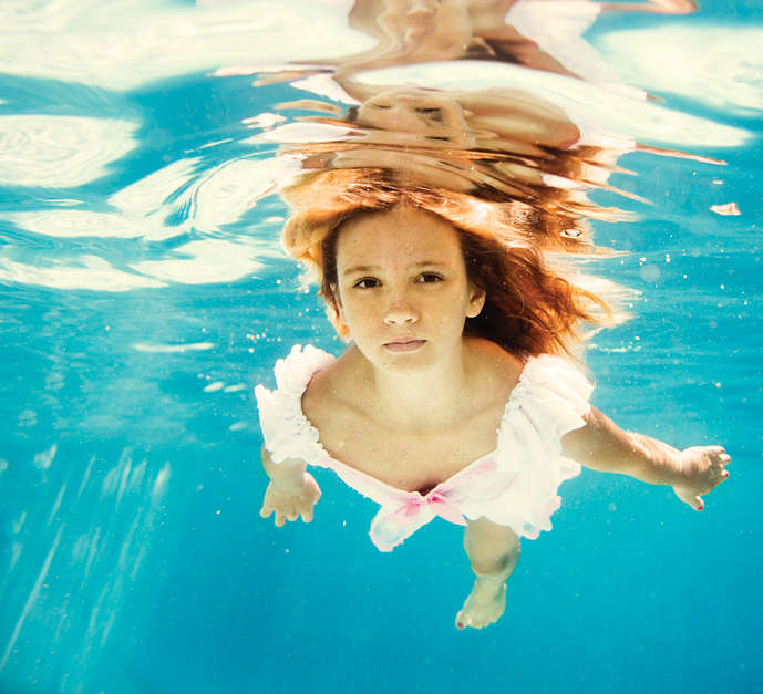 Underwater Fairytale Photography
