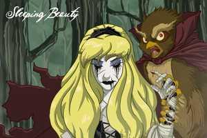 Disney 'Twisted Princess' Series from Artist Jeffrey Thomas