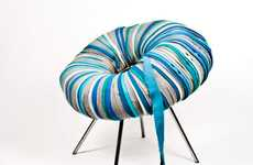 Inner Tube Chairs