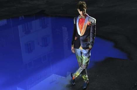 Multi-Colored Menswear