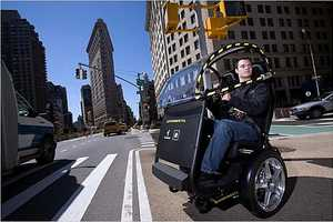 GM Segways Into the Personal Vehicle Market With The PUMA