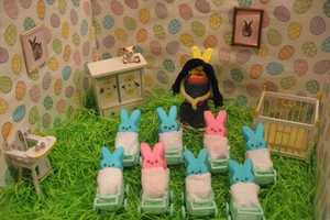 Marshmallow Peeps to Spoof Octomom and Obama