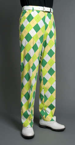 Gaudy Golfer Pants