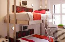 Luxury Bunk Bed Hotels - The Pod Hotel Offers Cute Manhattan Rooms Under $100
