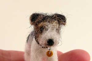 Kay's K9s Makes Custom Miniature Replicas of Your Favorite Animals