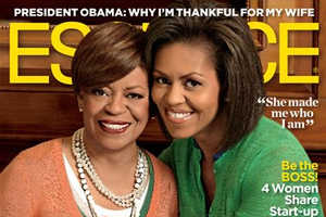 Granny Obama Graces 'Essence' With Daughter Michelle Obama