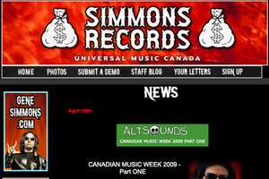 Gene Simmons Wants to Tap Into Canadian Talent