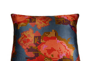 'Mixelated' Cushions Geek Up Your Decor