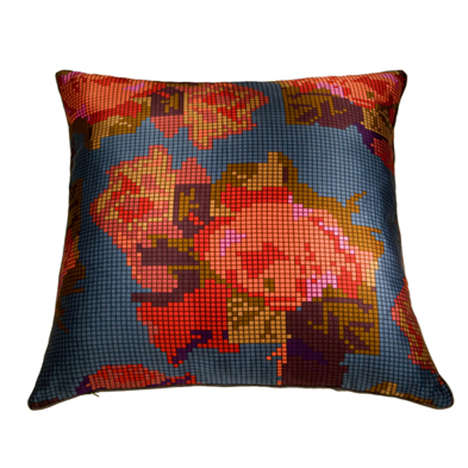 Pixelated Pillows - 'Mixelated' Cushions Geek Up Your Decor