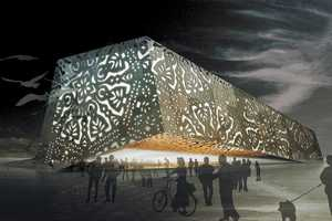 Polish Pavilion at Expo 2010 Channels Cultural Tradition