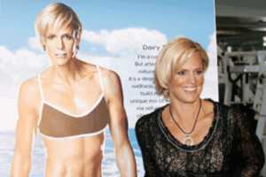 "Dara Torres Unveils New ""Got Milk?"" Ad"