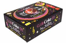DJ-Designed Packaging - Club Coke Teams Up With Justice and So_Me