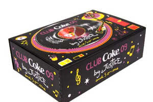 Club Coke Teams Up With Justice and So_Me