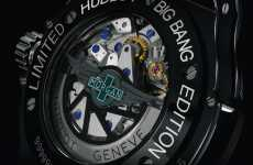 Supercar Watches - The Hublot Aero Bang Morgan Oozes Luxury