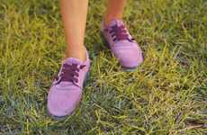 Mediterranean-Inspired Ethical Sneaker Capsules - LOFS Manufactures Comfortable and Versatile Shoes