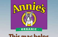 Planet-Friendly Mac & Cheese - Annie's Mac & Cheese Boasts Sustainable and Ethical Ingredients