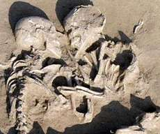 "Prehistoric ""Romeo and Juliet"" Found"