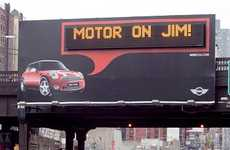 MINI Motorby Billboards