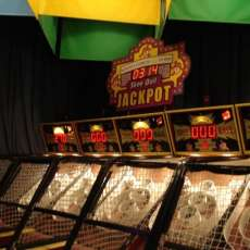Competitive Skeeball