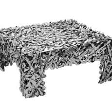 Precious Famine Coffee Table by Toni Grilo