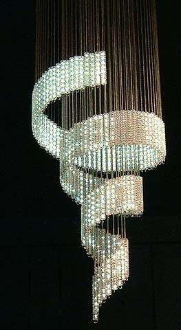 Lolita Chandelier by Ron Arad