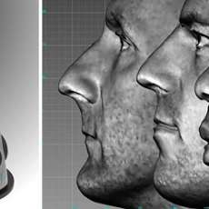 $40,000 FaceSCAN III Makes 3D Modeling Easy