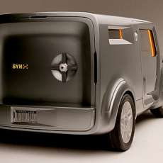 Ford Synus - Mobile Home Concept