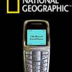 National Geographic Cell Phone