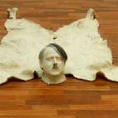 Hitler Rug